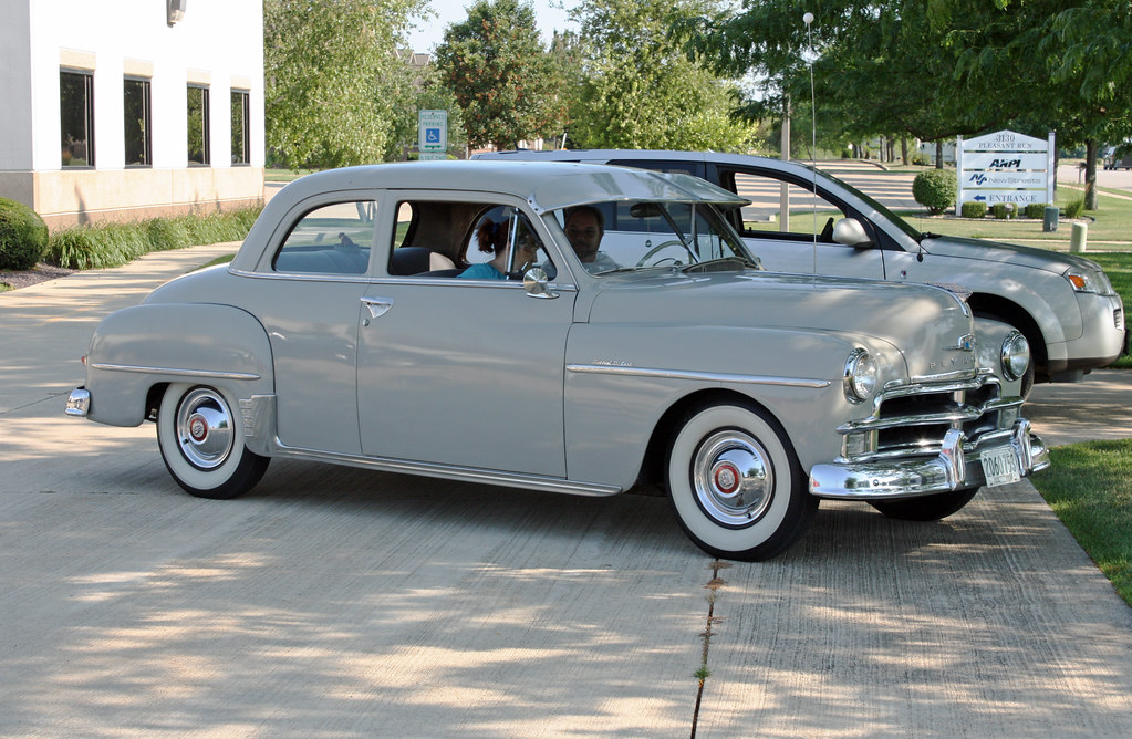1950 plymouth special deluxe 2 door club coupe 3 of 8 for 1946 plymouth special deluxe 4 door