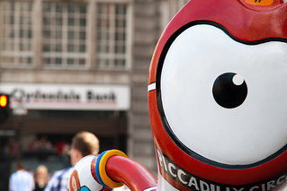 Piccadilly Circus Wenlock, London 2012 | by EmmaJG