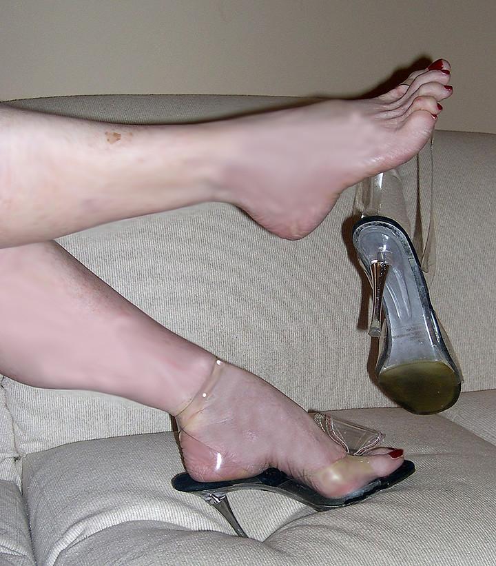 feet pics Vintage