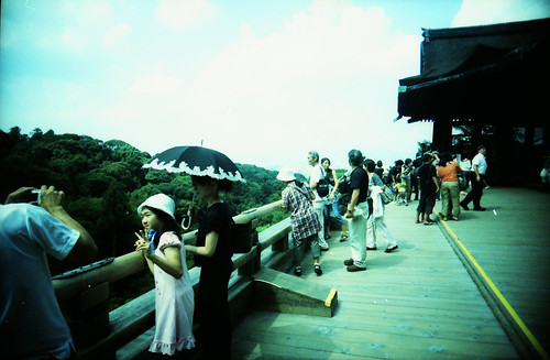 A morning in Kiyomizudera | by Rosario Lopez Personal Works
