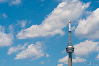The CN Tower. | by kaybee07
