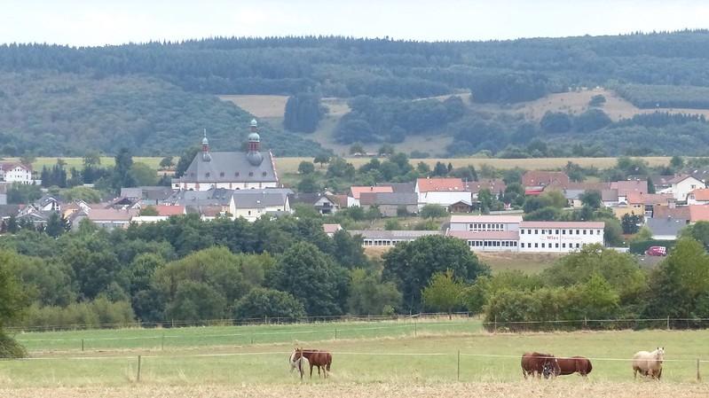 Wandern im Hunsrück: Spabrücken