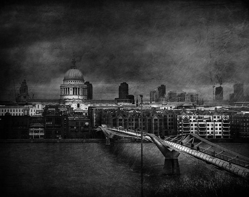 Stormy London... | by Jem Salmon