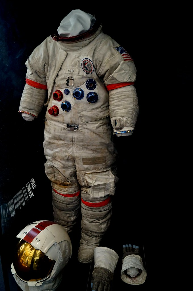 nasa apollo flight suit - photo #40