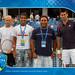 TITLE 2012 Western & Southern Open Coin Toss -- Novak Djokovic v Nikolay Davydenko, 8/16/2012