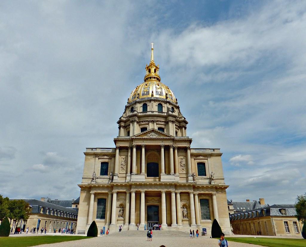 Napoleon U0026 39 S Tomb  H U00f4tel Des Invalides  Paris  France