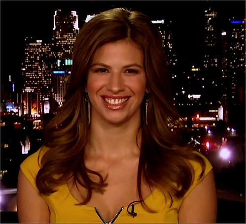 Michelle Fields on Fox News | by kyjoann11