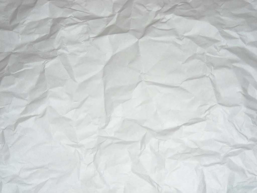 Crumpled paper Texture | Texture available for use in your ...