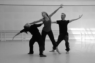 Three & Four Quarters rehearsals © ROH 2012 | by Royal Opera House Covent Garden