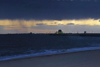 St Kilda Beach : Winter is still here . . . | by Clement Tang **busy**