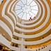 Guggenheim, NYC fisheye