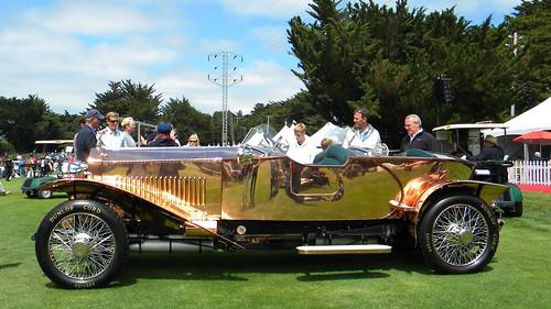 Royce Royce >> 1921 Rolls-Royce Silver Ghost Copper-Bodied (Brockman Coac ...