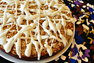 Apple Streusel Cake | by meghensley