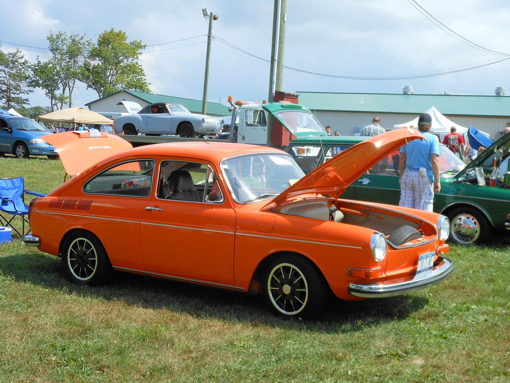 1972 Vw Fastback The More Time That Elapses From The