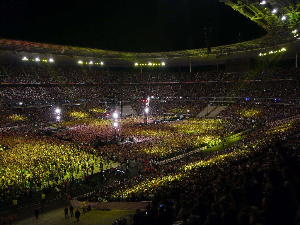 Coldplay au Stade de France | Oxfam France sur le concert de ...