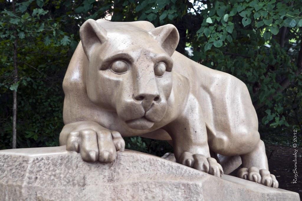 Nittany lion