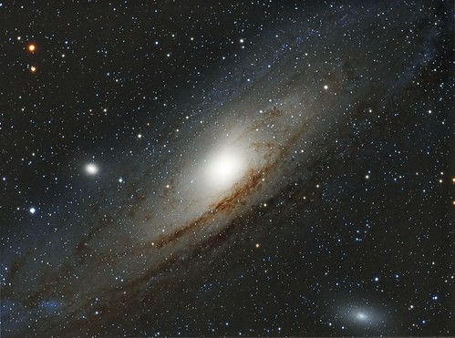 M31 - Andromeda | by John.R.Taylor (www.cloudedout.squarespace.com)
