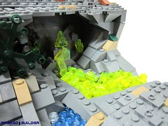 The Cave by Masked Builder