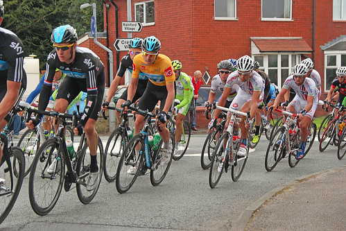 TOUR OF BRITAIN, STAGE 2. | by Martin Rowlands