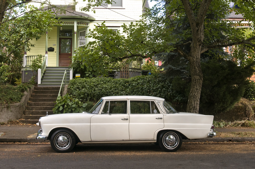 1965 mercedes benz 230 portland oregon curtis perry