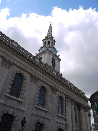 St Martin-in-the-Fields | by Worthing Wanderer