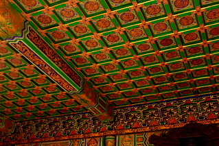 The ceiling looked better than the floor! | by BenValjean