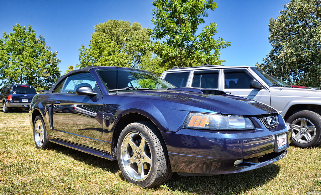 2003 Mustang Gt Specs 0 60 >> 2003 Ford Mustang GT Deluxe - Convertible 4.6L V8 Manual