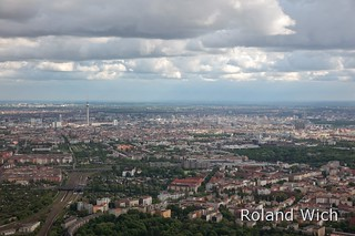 Berlin from the air | by Rolandito.