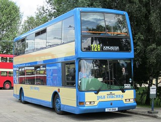 East Lancs bodied Dennis Trident T411BNN at Sandtoft Gathering 15 July 2012 | by IslandYorkie