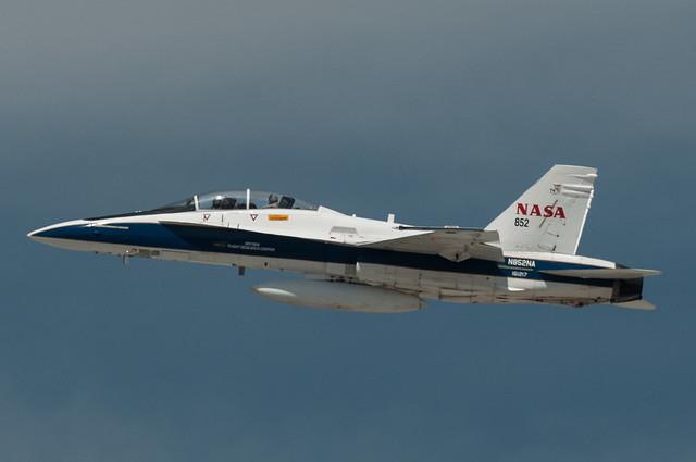 nasa f 18 pilot - photo #2