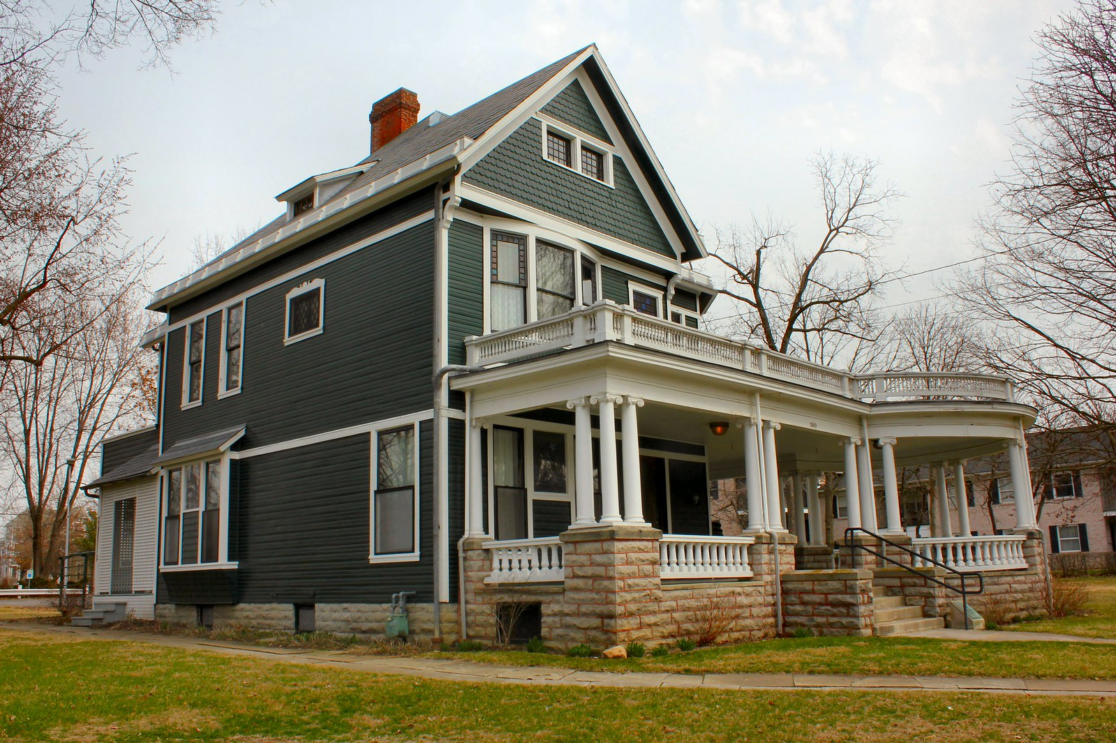 Home of Warren G. Harding | by toddwendy