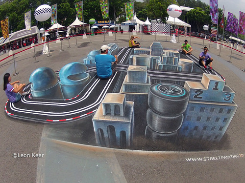 3d-street-art-singapore | by leon keer