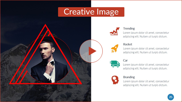 Libra Powerpoint Presentation Template