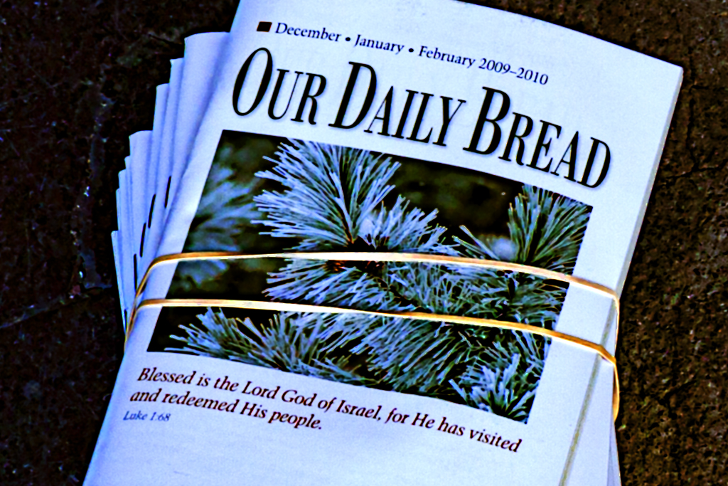 OUR DAILY BREAD--Olney (detail)