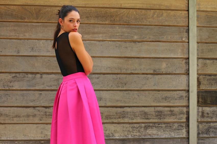falda-midi-rosa