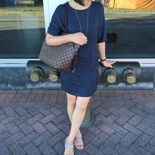 Lou & Grey Signaturesoft Pocket Dress