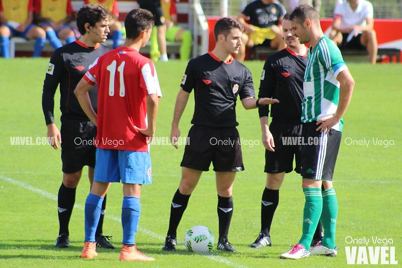 Sporting B 2-0 SD Lenense