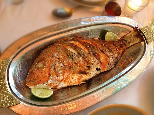 Whole Roasted Red Snapper at Sunny Spot | by MyLastBite