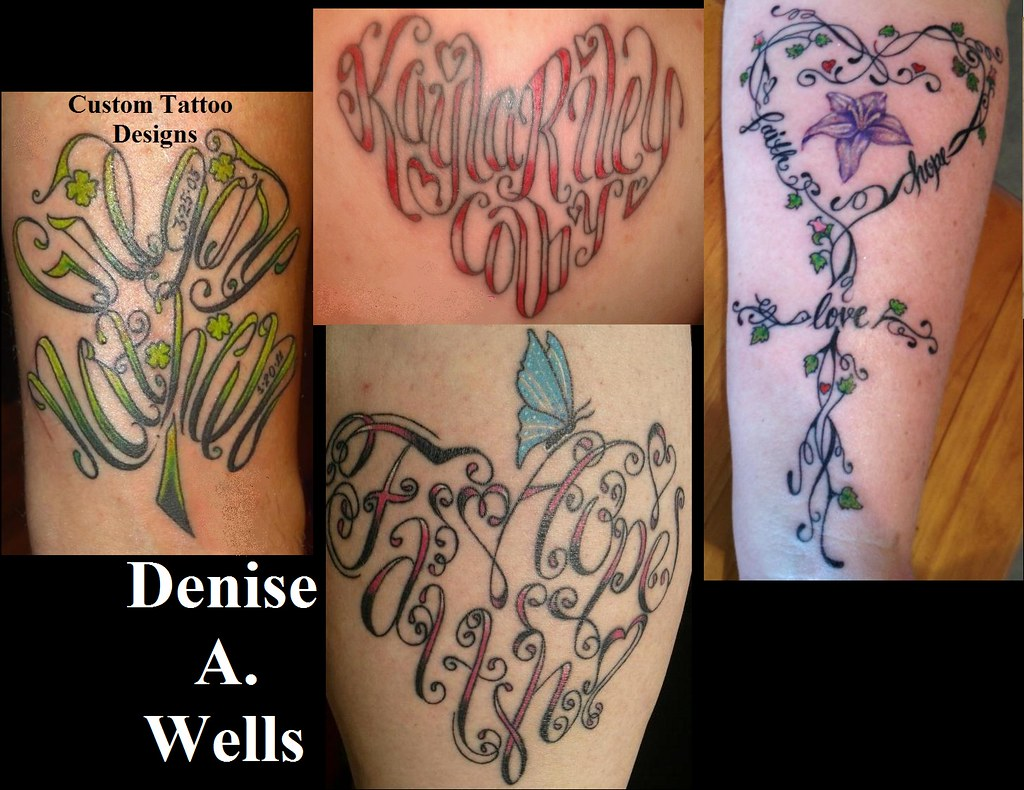denise a wells custom tattoo designs 2012 i make a variet flickr. Black Bedroom Furniture Sets. Home Design Ideas