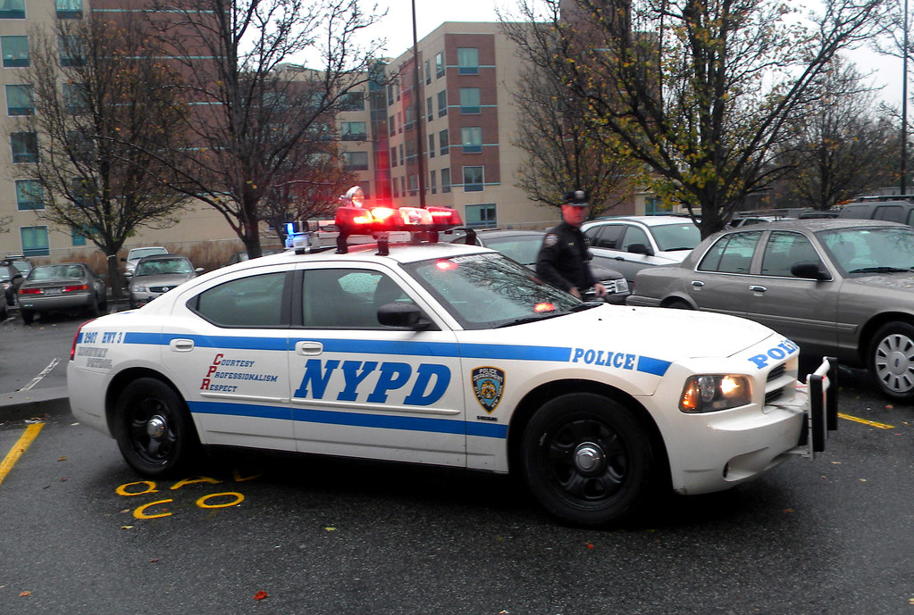 NYPD RMP - 2006 Dodge Charger - Highway Patrol 3 (HWY 3) | Flickr