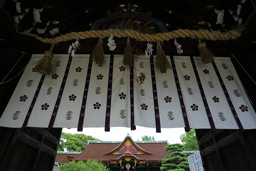 The Old Shrine | by Teruhide Tomori