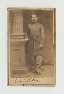 Capt. Evan S. Watson, carte-de-visite by J. Jeanes, Wilmington, Delaware, 1862 | by national museum of american history