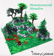 Mountainside Meadow (Main) by Mark of Falworth