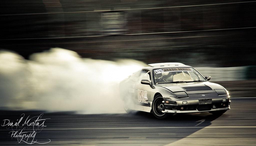 240 Sx Nissan >> Nissan 240SX - Drifting! | Daniel Martins | Flickr