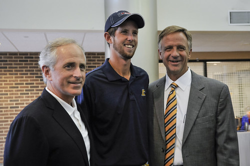 Campus Reception for Steven Fox | by UT-Chattanooga