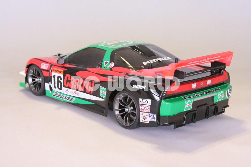 Tamiya Rc Acura Nsx Mugen Race Car Rc World Flickr