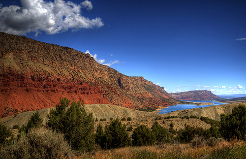 The Flaming Gorge National Recreation Area, Utah | by ap0013