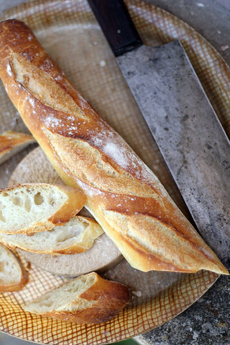 baguette | by David Lebovitz