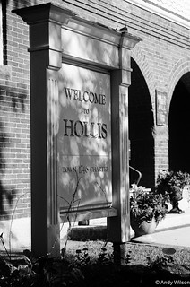 A walk around the block 2: Welcome to Hollis | by andywilsonsphotos