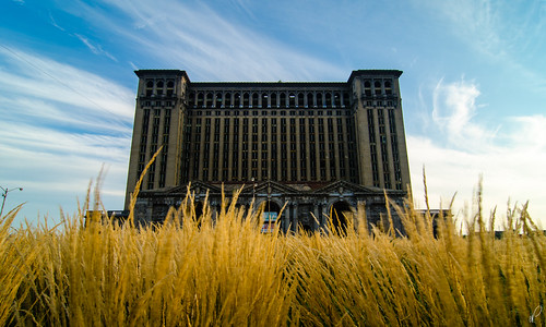 Michigan Central Station | by Empty Quarter